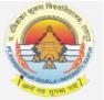 Professor/ Associate Professor/ Principal Jobs in Raipur - Pt. Ravishankar Shukla University