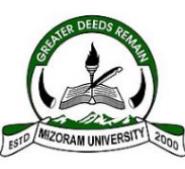 JRF Biotechnology Jobs in Aizawal - Mizoram University