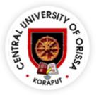 Field Assistant Jobs in Bhubaneswar - Central University of Orissa