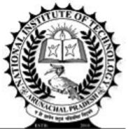 Professor/Assistant Professor Civil Engg. Jobs in Itanagar - NIT Arunachal Pradesh