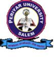 JRF Environmental Science Jobs in Salem - Periyar University