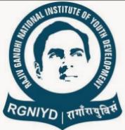 Chartered Accountants Jobs in Chennai - Rajiv Gandhi National Institute of Youth Development