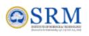 JRF Plant Biotechnology Jobs in Chennai - SRM University