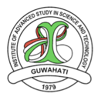 JRF Physics Jobs in Guwahati - Institute of Advanced Study in Science and Technology