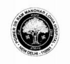 Assistant Professors Jobs in Delhi - Dr. Ram Manohar Lohia Hospital - PGIMER