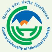Resource Persons Jobs in Shimla - Central University of Himachal Pradesh