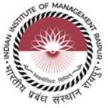 EFPM/ FPM Jobs in Raipur - IIM Raipur