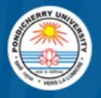 SRF Microbiology Jobs in Pondicherry - Pondicherry University