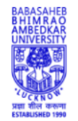 Resources Person Jobs in Lucknow - Babasaheb Bhimrao Ambedkar University
