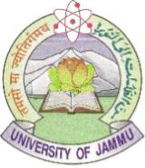 Teaching Faculty Jobs in Jammu - University of Jammu