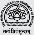 Technical Experts/ Senior Clerk Jobs in Vadodara - Maharaja Sayajirao University of Baroda