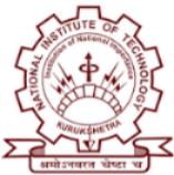 JRF Electronics Jobs in Kurukshetra - NIT Kurukshetra