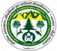 Medical Officer Jobs in Garhwal Srinagar - Uttarakhand University of Horticulture Forestry