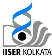 Summer Student Research Programme Jobs in Kolkata - IISER Kolkata