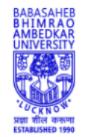 JRF Animal Sciences Jobs in Lucknow - Babasaheb Bhimrao Ambedkar University