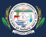 Young Professional I Agriculture Jobs in Imphal - Central Agricultural University