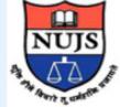 Registrar/ Accounts Officer Jobs in Kolkata - WB National University of Juridical Sciences