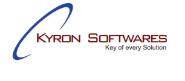 Web/Android Application Developer Jobs in Pune - Kyron Softwares Pvt Ltd
