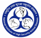 Young Professional / JRF Jobs in Bhopal - National Institute of High Security Animal Diseases