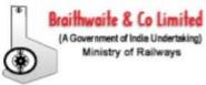 General Manager Works/ Company Secretary/ Asst. Company Secretary Jobs in Kolkata - Braithwaite - Co Ltd
