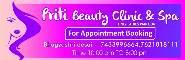 Beautician Jobs in Vadodara - Priti Beauty clinic and spa