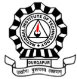 JRF/SRF Mechanical Engineering Jobs in Durgapur - NIT Durgapur