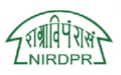 Training Manager/ Project Assistant-A Jobs in Hyderabad - National Institute of Rural Development