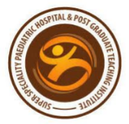 Junior Resident/ Counselor Jobs in Noida - Super Speciality Paediatric Hospital & Post Graduate Teaching Institute