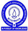 Ph.D Program Jobs in Mohali - IISER Mohali