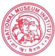 Ph.D. Programme Jobs in Delhi - National Museum Institute