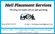 Telesales Executive Jobs in Gurgaon - Moil Placements Services