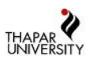JRF Physics Jobs in Patiala - Thapar University