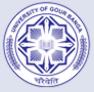 Research Assistant History Jobs in Kolkata - University of Gour Banga