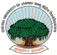 Assistant Registrar/ Section Officer/ Private Secretary Jobs in Jammu - Central University of Jammu