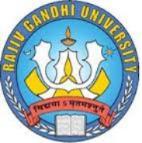 JRF Botany Jobs in Itanagar - Rajiv Gandhi University