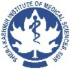 Scientist-B/ Data Entry operator/ Field Investigator Jobs in Srinagar - Sher i Kashmir Institute of Medical Sciences