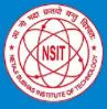 Chief Executive Officer Jobs in Delhi - Netaji Subhas Institute of Technology