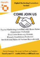 Digital Marketing Executive Jobs in Mumbai,Navi Mumbai - GIGAGLITZ