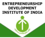 Subject Matter Expert/ Master Trainer Jobs in Bhopal - Entrepreneurship Development Institute of India