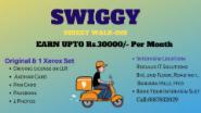 SWIGGY is hiring Delivery Partners in Hyderabad Jobs in Hyderabad - Regulus IT Solutions