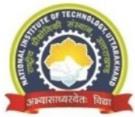 Assistant Professor Jobs in Garhwal Srinagar - NIT Uttarakhand