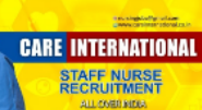 Staff Nurse Jobs in Ambattur,Avadi,Chennai - CARE International Trichy