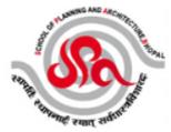 Professor/ Associate Professor/ Assistant Professor Jobs in Bhopal - School of Planning and Architecture - Bhopal