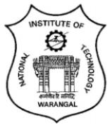 Ph.D. Programs Jobs in Warangal - NIT Warangal