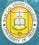 Lab Attendant / JRF Jobs in Delhi - Ram Lal Anand College - University of Delhi