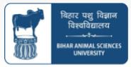 Young Professional-II Veterinary Animal Science Or Fishery Jobs in Patna - Bihar Animal Sciences University