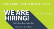 Inside Sales Manager Jobs in Bangalore - SINI Labs Technologies LLP
