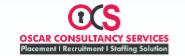 Technical Solution/Architecting Jobs in Morbi - Oscar Consultancy Service Pvt. Ltd.