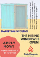 Marketing Executive Jobs in Hyderabad - Basic Elements Solutions