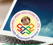 Engineer Jobs in Chennai,Ambattur,Avadi - ShiridiSriSai Solutions Pvt Ltd